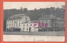TILFF  -  Café Du Pont  H.Jacob-Baille  -  1904 - Esneux