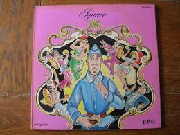 "33 Tours 30 Cm - FERNANDEL & ROBERT PIQUET - IPG 115192/93  "" IGNACE ""  ( 2 DISQUES ) - Vinyles"