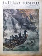 La Tribuna Illustrata 5 Settembre 1915 WW1 Battaglia Riga Paterno Laveredo Piana - Guerre 1914-18