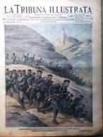 La Tribuna Illustrata 12 Settembre 1915 WW1 Cadorna Amalfi Maometto Croce Rossa - Guerre 1914-18
