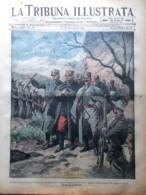 La Tribuna Illustrata 19 Settembre 1915 WW1 Cordevole Valsugana Pegoud Cicognini - Guerre 1914-18