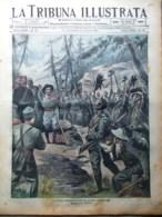 La Tribuna Illustrata 26 Settembre 1915 WW1 Adige Tobiaco Monte Cristallo Alpini - Guerre 1914-18