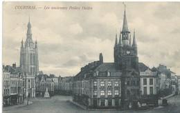 Courtrai - Les Anciennes Petites Halles - 1906 - Kortrijk - Kortrijk