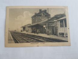 A 2738 - Remicourt Gare - Remicourt