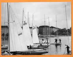VOILIER - BARCA - SAIL BOAT - BARCA A VELA PHOTO PRESS - Barche