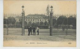 REIMS - Quartier Louvois - Reims