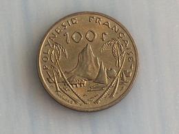 Polynesie Française 100 Francs 1988 - Polynésie Française