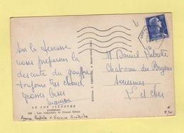 Gouffre De Padirac - Lot - Flier - Agence Postale A Gerance Gratuite - Marianne De Muller - 1959 - 1921-1960: Période Moderne