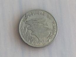Republique Du Tchad 100 Francs 1975 - Chad