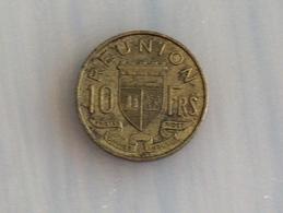 Reunion 10 Francs 1955 - Réunion