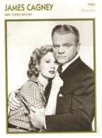 GLENN CLOSE  L'enfer Est à Lui (White Heat)  (1940)  - Fiche Portrait Star Cinéma -  Photo Collection Edito Service - Photographs