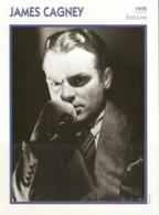 James CAGNEY (1935) - Fiche Portrait Star Cinéma - Filmographie - Photo Collection Edito Service - Photographs