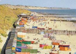 ZOUTELANDE : Strand - Zoutelande