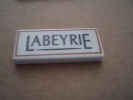 Fève Logo Labeyrie - Fèves