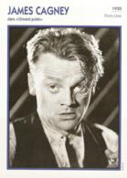 James CAGNEY L'Ennemi Public (The Public Enemy)  (1930)- Fiche Portrait Star Cinéma -  Photo Collection Edito Service - Photographs