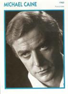 Michael CAINE (1960) - Fiche Portrait Star Cinéma - Filmographie -Photo Collection Edito Service - Photographs