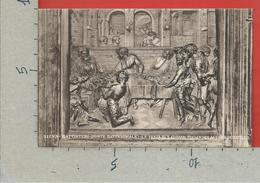 CARTOLINA NV ITALIA - SIENA - Fonte Battesimale - Testa Di S. Giovanni Presentata A Erode - Donatello - 9 X 14 - Siena