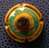 France Capsule Crown Caps Champagne De Cazanove - De Cazanove