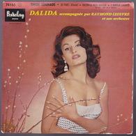 DALIDA - EP - 45T - Disque Vinyle - Daniela - Timide Sérénade - 70165 - Vinyles