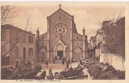 CP 06 Alpes-Maritimes Le Cannet Eglise Ste Philomène - Le Cannet