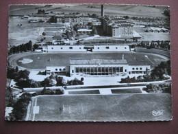 CPA CPSM PHOTO 21 DIJON Vue Aérienne Parc Des Sports Vue Générale RARE PLAN 1960 - Dijon