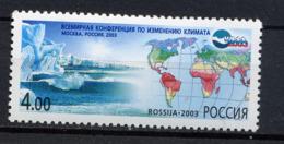 RUSSIE RUSSIA 2003, Yvert 6740, Changement Climatique, 1 Valeur, Neuf / Mint. R1037 - Unused Stamps
