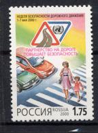 RUSSIE RUSSIA 2000, Yvert 6463, Sécurité Routière, 1 Valeur, Neuf / Mint. R781 - Unused Stamps