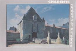 16 - CHARENTE - VIEUX CHATEAU DE CHALAIS - France