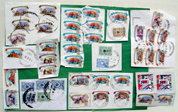 Used Stamps Lot - Unused Stamps