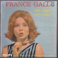FRANCE GALL - EP - 45T - Disque Vinyle - Jazz à Gogo - 434914 - Vinyles