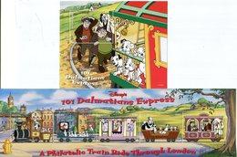 GUYANA    El Tren De 101 Dalmatas   -168 - Disney