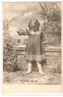 K 1667 VERY OLD     FANTASY CARD  , CHILDREN  , SCENES - Sin Clasificación