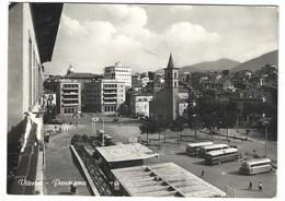 5133 - VITERBO PANORAMA ANIMATA AUTOBUS 1964 - Viterbo