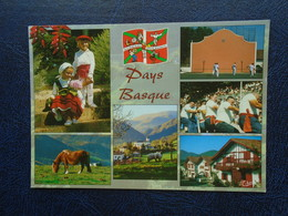Pays Basque , Multi-vues - Frankrijk