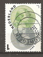 Pays-Bas Netherlands 2017 Journee Du Timbre Stamp Day Obl - 2013-... (Willem-Alexander)