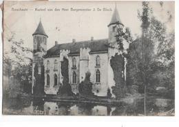 Belgie - Bouchaute - Kasteel Van Den Heer Burgemeester J De Block - 1908 - Belgien