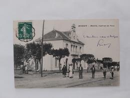 Morris ( Mairie Justice De Paix) Le 00 01 1908 Algérie - Algerien