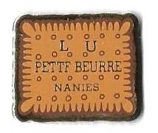 BISCUITS - B3 - LU - PETIT BEURRE -NANTES - Verso : SM - Alimentazione