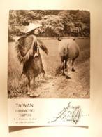 Carte Postale Ancienne / Costumes / Taiwan Formose Taipeh - Taiwan