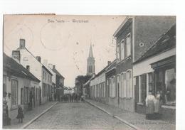 Belgie - Bouchaute Boekhoute - Weststraat  - 1908 - Belgique
