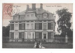 Belgie - Moerbeke Waas - Kasteel Van M Lippens - 1909 - Belgien