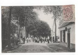 Belgie - Moerbeke Waas - Spiegel - 1909 - Belgium