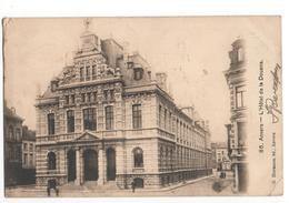 Belgie - Anvers Antwerpen  - L Hotel De La Douane - 1908 - Belgique