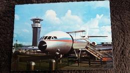 CPSM AVION AIRPORT AEROPORT AERODROME ORLY PARIS Images De FRANCE ED RAYMON - Aérodromes
