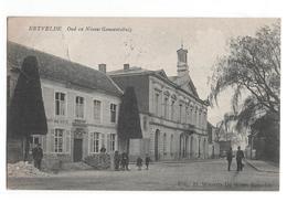 Belgie - Ertvelde - Oud Nieuw Gemeentehuis - 1908 - Belgien