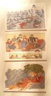 Lot De 3 Cartes Postales / Illustrateurs / Anne-Odile HUET-HUMEAU - Illustrators & Photographers