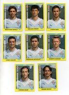 Figurine Calciatori 2009/2010 - LAZIO - Lotto Nr. 8 Figurine - Edizione Panini 2010 - (FDC21027) - Panini