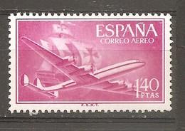 España/Spain-(MNH/**) - Edifil  1174 - Yvert Aéreo 271 - Nuevos & Fijasellos