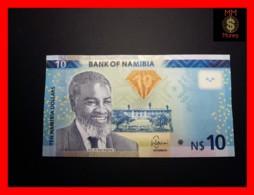 NAMIBIA 10  $ 2012  P. 11 A  UNC - Namibia