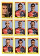 Figurine Calciatori 2009/2010 - CAGLIARI - Lotto Nr. 9 Figurine - Edizione Panini 2010 - (FDC21028) - Panini